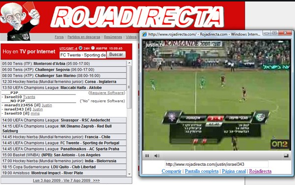 Sports lovers cannot ignore Roja directa
