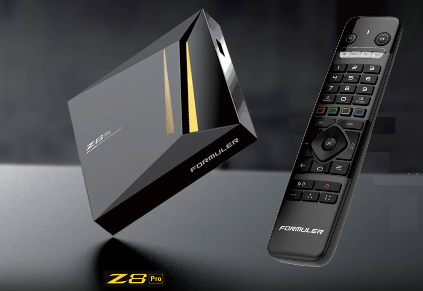 For the best quality, Android TV box try Formuler Z8 Pro