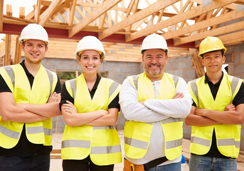 Find a tradesmen to complete the work contract efficiently
