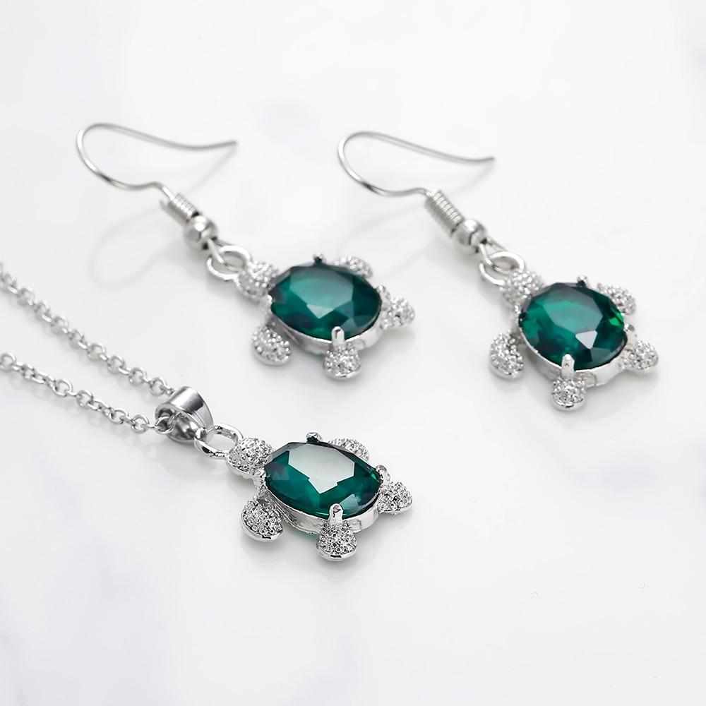 Know Why Should You Buy A Turtle Jewelry Set Online